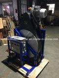 Machine en plastique de soudure par fusion de bout du HDPE Sud500-800