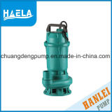 0,75 kw Wqk pleine puissance de la pompe à eau submersibles standard