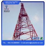 """Решетчатые сотовый телефон"""" на поддержку угловое стальной башни"""