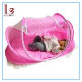 Портативный Детский противомоскитные сетки кровати с ортопедическими и сенсорной панели