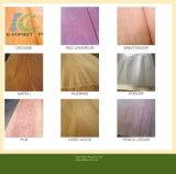 Folheado de madeira natural
