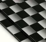 панель постепенного изменения 3 mm малая квадратная алюминиевая составная