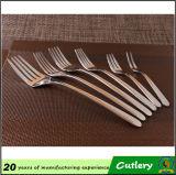 New lance la fourchette en acier inoxydable