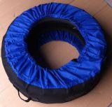 Sacchetto impermeabile piegante della gomma di automobile, sacchetto del coperchio di rotella dell'automobile