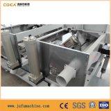 Planta de fabricación de la ventana del PVC cadena de producción de la puerta de la ventana de UPVC máquina