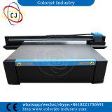 Impresora plana ULTRAVIOLETA del formato grande para la baldosa cerámica/el vidrio/metal/tarjeta plástica de madera/de aluminio/tarjeta/camiseta de la espuma
