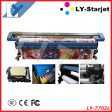 Dx7 éco solvant 3,2 m de l'imprimante avec tête d'impression Epson 1440*1440dpi
