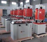 machine 600kn contrôlée servo hydraulique universelle
