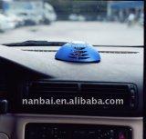 Purificador de fumo de ar Mini Car com Anion de Ozônio e Perfume