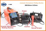 Sde20-315b自動Electrofusionの溶接機