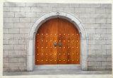 Ordonnance de la Commission de l'huile de la porte de la peinture chinoise réaliste de la photo aux peintures