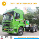 Shacman 6X4 트랙터 헤드 &Tractor 트럭 (SX4184NM351)