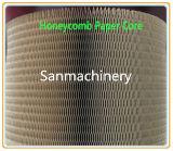 Panneau de nid d'abeilles/ligne/machine de papier laminage de carton