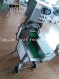Trancheuse de coupeur de machine de découpage/coupeur végétaux industriels de laitue
