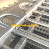Ограждать верхней панели петли порошка Coated стальной