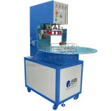La soldadora de alta frecuencia rotatoria para el plástico del PVC parte la soldadura