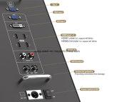 """Llevar de 28"""" en 4k director de Broadcast Monitor con SDI/HDMI DVI/VGA/insumos para CCTV"""