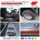 Caminhão personalizado para Sinopec com capacidade de Lts do tanque de armazenamento 8150 do combustível