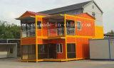 고품질 최신 판매를 위한 이동할 수 있는 Prefabricated 또는 조립식 집 콘테이너 집