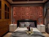 Décoratifs en simili-cuir 3D Panneau mural pour la tête de lit canapé Conseil Conseil TV 1007