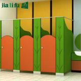 Jialifuの防水フェノール樹脂の洗面所の区分