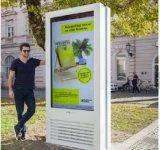 75inch толковейшие напольные франтовские цифров рекламируя индикацию LCD