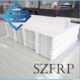 Profili a forma di speciali piani scanalati vetroresina personalizzati della barra Fiberglass/FRP Pultruded