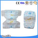 Cura eccellente per il pannolino magico del bambino del nastro della pellicola del panno di alta qualità del bambino