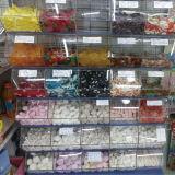 Commerce de gros de l'acrylique affichage pour les bonbons, des bonbons Présentoir