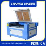 Engraver di carta di plastica di vetro dell'incisione di taglio del laser del CO2 del MDF del cuoio acrilico