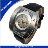 Horloge van uitstekende kwaliteit van het Roestvrij staal van de Mensen van het Horloge van de Luxe het Automatische