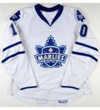 Мужской костюм Детский Ahl - Торонто Marlies женщин 10 Робби Эрл 13 Nazem Kadri 16 Тони Salmelainen Custom Хоккей футболках Nikeid Goalit разрез