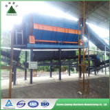 Linea di produzione di riciclaggio elettronica d'ordinamento residua