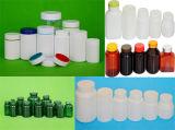 MD-144 runde Plastikflasche des Haustier-225ml für Kapsel