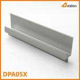 Profil d'extrusion de la poignée en aluminium de DPA05X