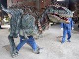 Парк развлечений большой король динозавров