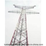 передающая линия стальная башня силы 33kv Поляк
