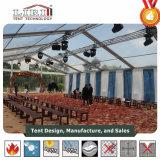De duidelijke Tent van de Luxe van het Dak voor de Grote Tent van het Restaurant met Meubilair