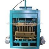 Qt4-16自動油圧フライアッシュの燃えがらカラーペーバーのブロックの煉瓦作成機械