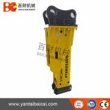 Ruhe-Typ Sb121 hydraulische Hilfsmittel verwendete hydraulischen Unterbrecher