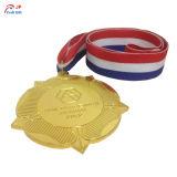 Personalizar a medalha de metal de galvanização antigo criativa para a Loja