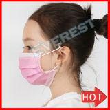 Розовый одноразовые детей/детей маску для лица