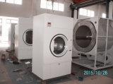 Dessiccateur industriel de blanchisserie d'utilisation d'hôpital du chauffage de vapeur 25kg (matériel de jet)