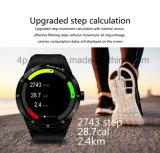 L'appui de télécharger des apps 3G/WiFi Smart montre avec 1.2G Dual Core K98h