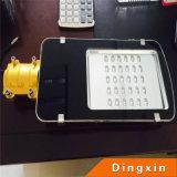 6m solares LED luces de la calle con la batería LiFePO4 12V 30Ah de almacenamiento de litio
