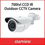 камера CCTV обеспеченностью пули иК CCD 700tvl Сони IP66 напольная