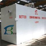 Tratamento Watewater residenciais, máquina de tratamento Sewager Subterrâneo