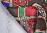 Lenço de seda impresso Digitas do poliéster (12-BR050320-6.9)