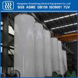 Vertikaler kälteerzeugender Sauerstoff-Stickstoff-Argon-Stahlsammelbehälter