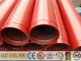 ASTM A536 FM UL Ductile Iron Fire Fittings Pipe